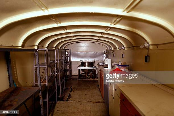 S MILLS ONJULY 9 The kitchen in Ark Two Bruce Beach's fallout shelter in Horning's Mills on July 9 2015 Marta Iwanek/Toronto Star