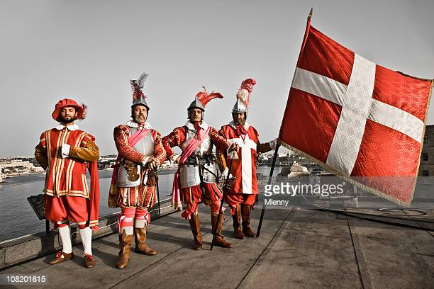 the knights of malta - king royal person stock photos and pictures