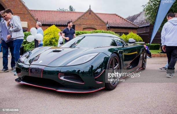 The Koenigsegg Agera R Each Koenigsegg is special as they are custom built to the individual customer needs This car was part of Essendon Country...