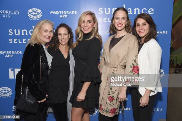 The Kona Brewing Co team attends the IFC Films Independent Spirit Awards After Party presented by MovieGrade App Hendricks Gin and Kona Brewing...