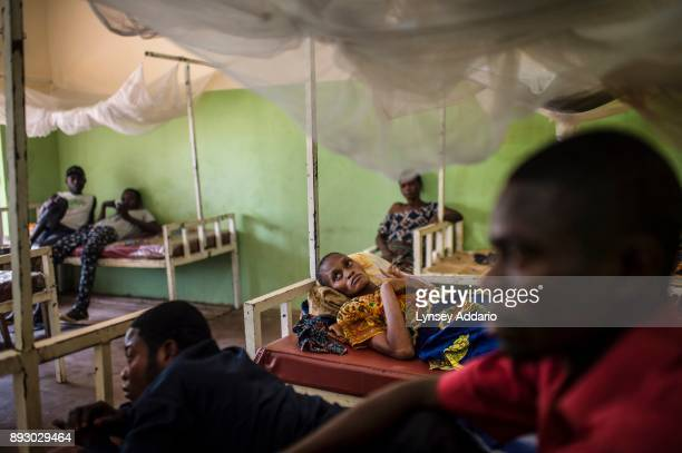 the Konzala General Referral Hospital in the south west region of Kasai in the Democratic Republic of Congo the heart of the diamond mining area in...