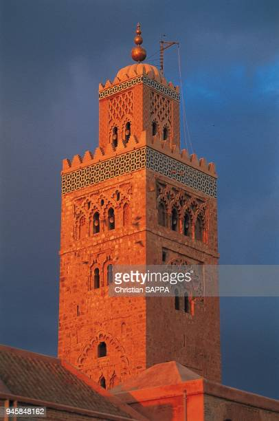 The Koutoubia Mosque was built in 1158 by the sultan Abdel and was completed in 1199 by his grandson Yacoub El Mansour It is a masterpiece of...