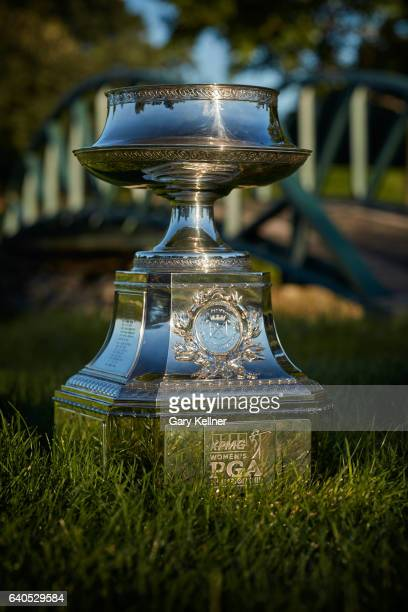 The KPMG Trophy at Olympia Fields Country Club on August 23 2016 in Olympia Fields Illinois