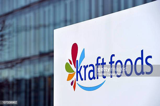 The Kraft Food building where some Cadbury staff may be moved is seen on December 5 2010 in Zurich Switzerland Reports suggest Kraft is looking to...