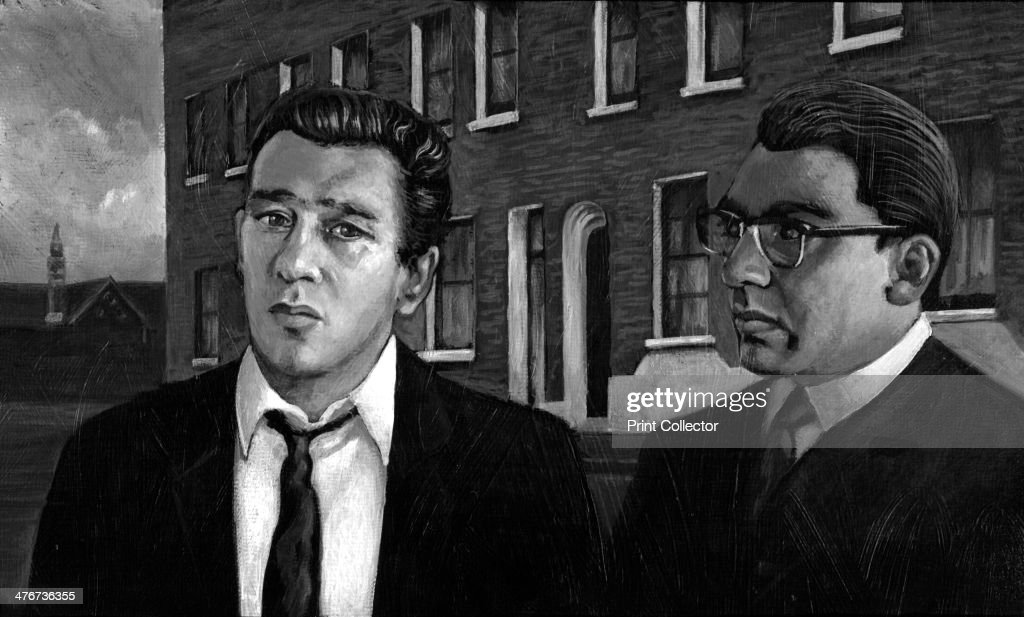 The Kray Twins 1966 : News Photo