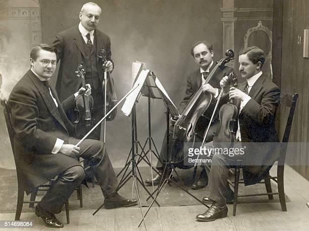 The Kriens quartet