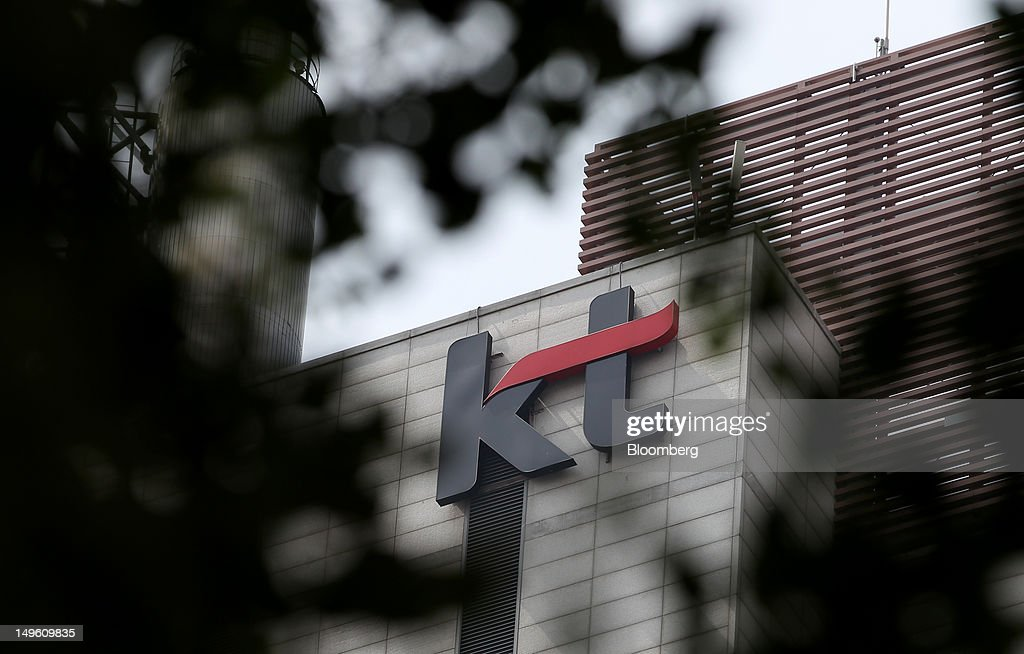 Images of KT Corp. Ahead of Earnings : News Photo