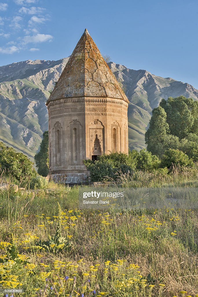 The Kumbet Of Halime Hatun Stock Photo - Getty Images