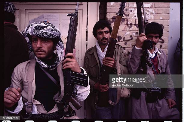 The Kurdish rebels mounted a large campaign during the early 1980s against Iran Iraq and Turkey in an attempt to regain sovereignty over their...