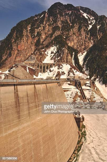 The Kurobe Dam