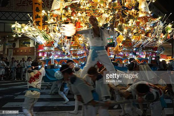 The Kurosaki Gion Yamakasa festival is a popular local Japanese festival which takes place annually in Kurosaki of Kitakyushushi in Fukuoka...