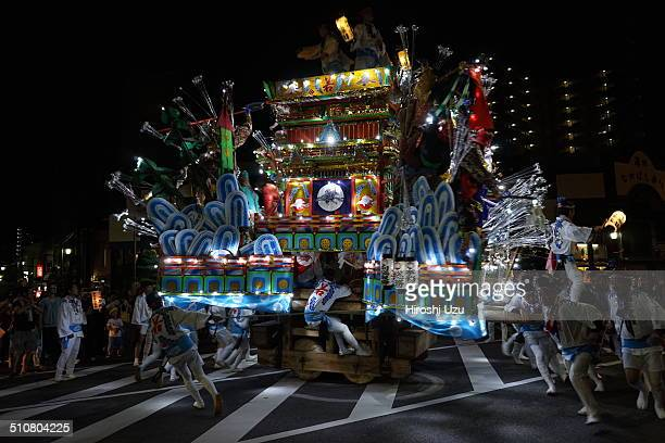 The Kurosaki Gion Yamakasa festival is a popular local Japanese festival which takes place annually in Kurosaki of Kitakyushu-shi in Fukuoka...