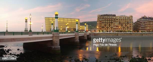 The Kursaal Congress Centre -San Sebastián- Guipuzcoa - Basque Country - Spain