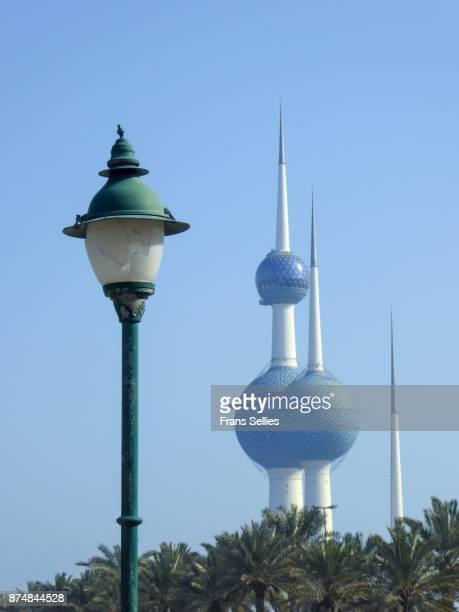 The Kuwait towers, Kuwait