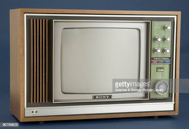 The KV1300UB Trinitron marked the introduction of Sony's unique Trinitron technology. Sony, having had a late start in colour sets in 1961, first...