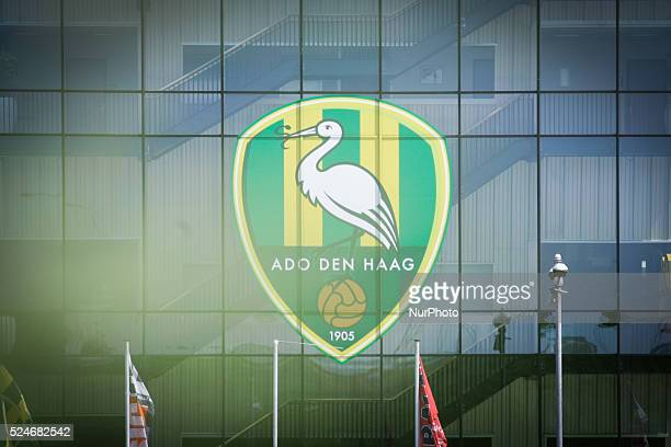 The Kyocera stadium, home of ADO Den Haag football club is seen on Friday, August 7th 2015. Fans of the club will be marching in the hundreds on...