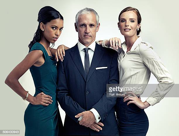 the ladies love a man in a suit - skinny black woman stock photos and pictures