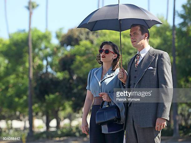 S AGENT CARTER 'The Lady in the Lake' In the season premiere episode 'The Lady in the Lake' Peggy moves to the City of Angels to help Chief Daniel...