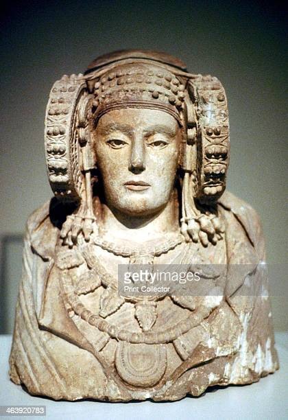 The Lady of Elche 5th century BC This painted limestone bust found at La Alcuidia de Elche in Spain in 1897 shows Carthaginian influence on Iberian...