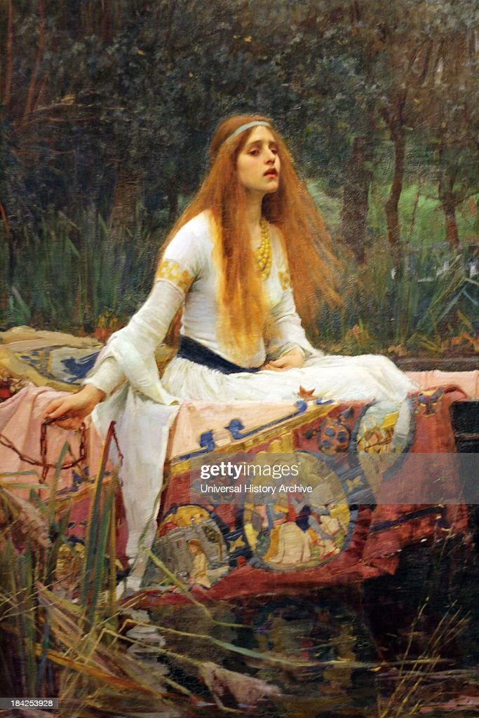 "enjoying the lady of shalott by In this essay i will compare and contrast the two poems, ""the lady of shalott"" by alfred, lord tennyson and ""lady of shalott"" by liz lochhed."