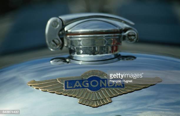 The Lagonda emblem