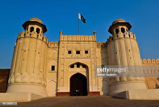 The Lahore Fort aka Shahi Qila was built during the reign of Mughal Emperor Akbar between 1556 to 1605 and subsequently improved by further rulers of...