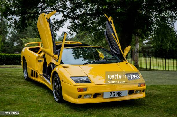 The Lamborghini Diablo This car was part of Essendon Country Clubs first Supercar show in June 2018 Named Supercar Soiree Essendon Country club...