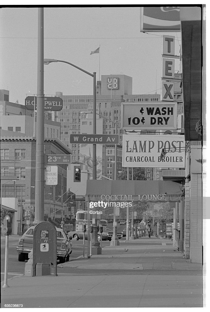 The Lamp Post Was One Of Two Bars In Oakland That Were Found To Be Fronts