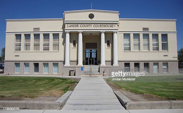 CONTENT] The Lander County Courthouse in Battle Mountain was originally built as a school house in 1916 In 1979 after a special election Battle...