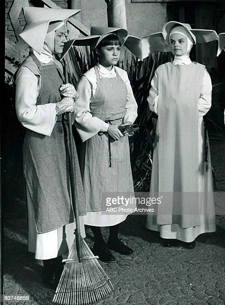 NUN The Landlord Cometh Season Two 1/2/69 The convent's landlord decided to move in with Sisters Jacqueline Bertrille and Mother Superior
