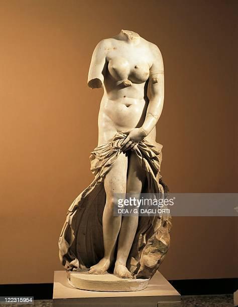 The Landolina Venus Roman copy after a Greek statue 1804