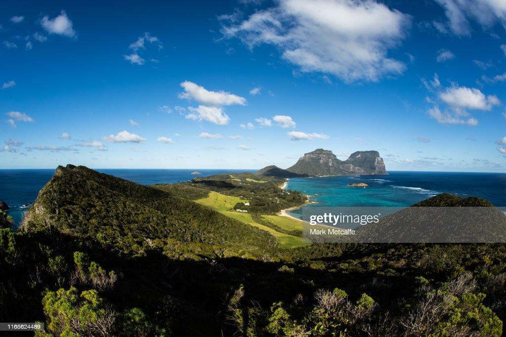 Lord Howe Island, New South Wales, Australia : News Photo