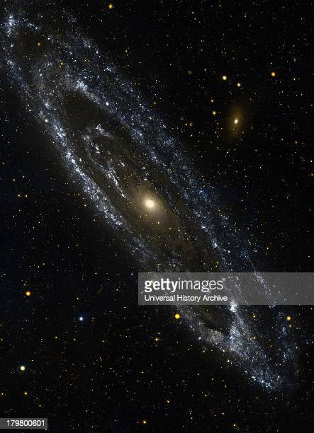 The large galaxy in Andromeda Messier 31 The Andromeda galaxy is the most massive in the local group of galaxies that includes our Milky Way...