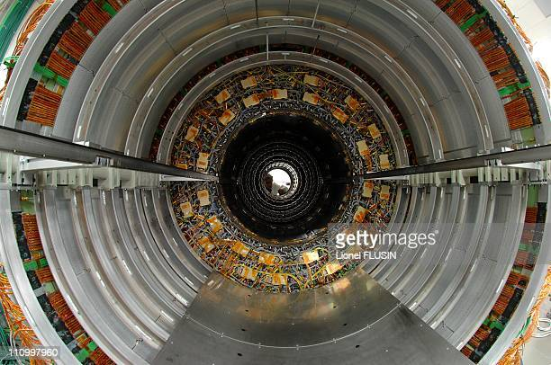 The Large Hadron Collider Large Hadron Collider is a particle accelerator which will probe deeper into matter than ever This is the next step of CERN...