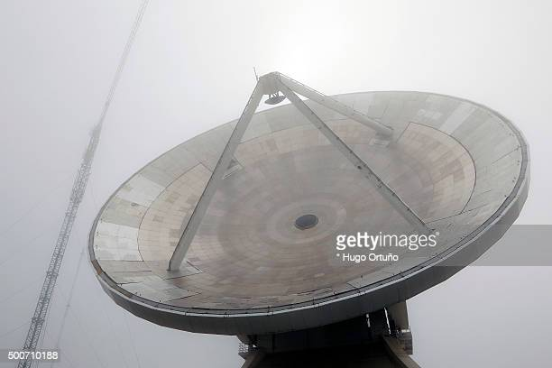 the large millimeter telescope (lmt), the world's largest radio telescope - universidad stock pictures, royalty-free photos & images