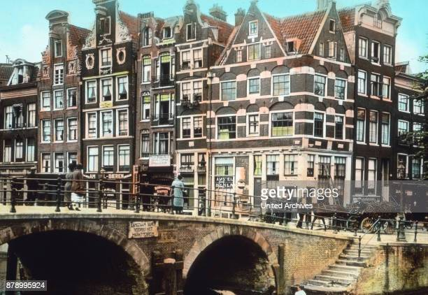 The largest if not the residence city of the country Amsterdam located at the mouth of the Amstel in a bay of the Zuider Zee Rise to its formation is...