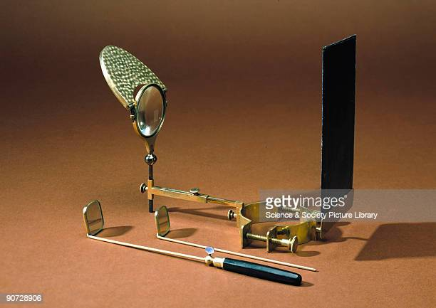 The laryngoscope is an instrument used for examining the throat and larynx Invented in the 19th century it was one of the first endoscopes to be...