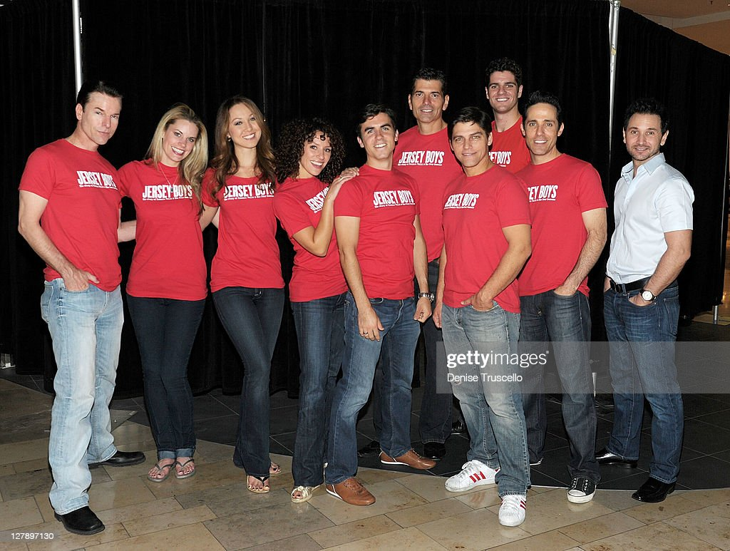 the cast of jersey boys hosts fashion show to benefit help of