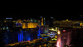 The Las Vegas Strip from the High Roller