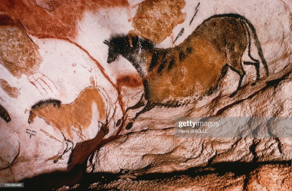 The Lascaux Cave In Lascaux, France - : News Photo
