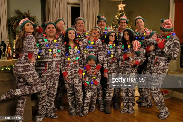 """The Last Christmas"""" - Cameron is hoping to keep everyone happy for their annual Christmas dinner as he hides and prepares for his big interview for a..."""