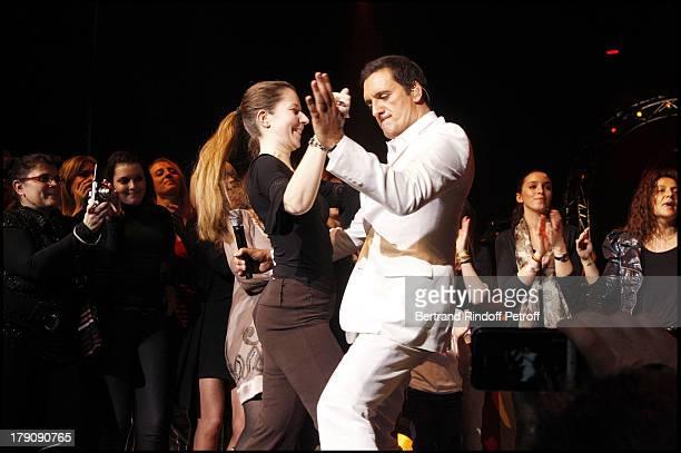 The Last Dany Brillant Salsa Tour At Au Palais Des Sports In Paris