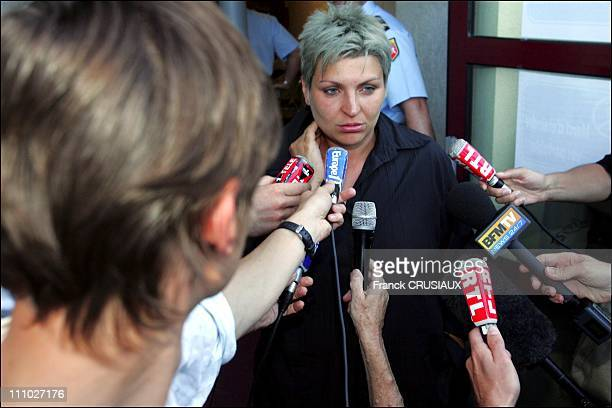The last day of the trial before the Assize Court of Haute Savoie David Hotyat and four other persons allegedly complicit in the murder of five...