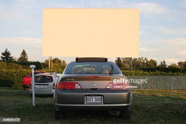 The last drive-in Theatre