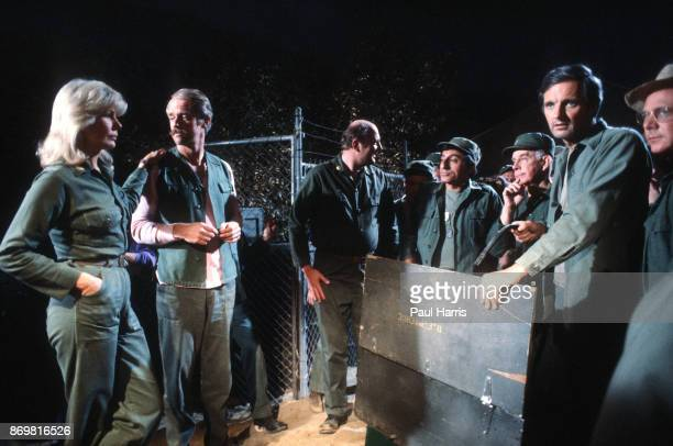 MALIBU CA JUNE 18 The last episode of MASH Goodbye Farewell and Amen Goodbye Farewell and Amen remained the most watched television broadcast in...
