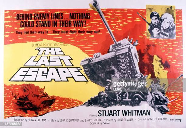 Stuart Whitman Margit Saad 1970
