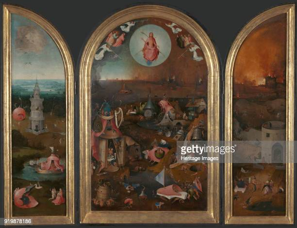 The Last Judgment ca 14901510 Found in the collection of Groeningemuseum BrugesFine Art Images/Heritage Images/Getty Images
