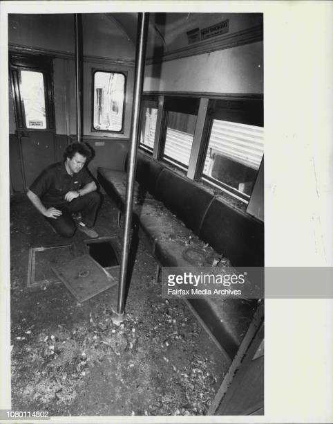 The last of Sydney's singledeck 'red rattler' railway carriages won't be replaced till 1995By then the carriage will be 68yearsoldIt was a 'red...