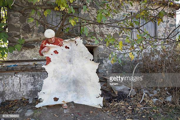 the last parchmenter - bergama stock pictures, royalty-free photos & images