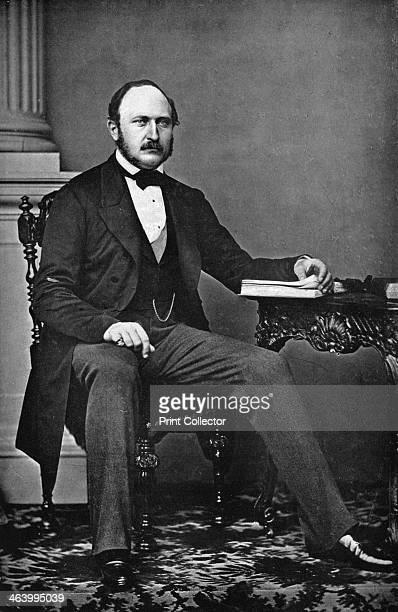 The last portrait of Albert Prince Consort 1861 Prince Albert husband of Queen Victoria died of typhus